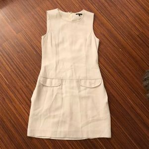 Off white Theory dress, great for work and casual